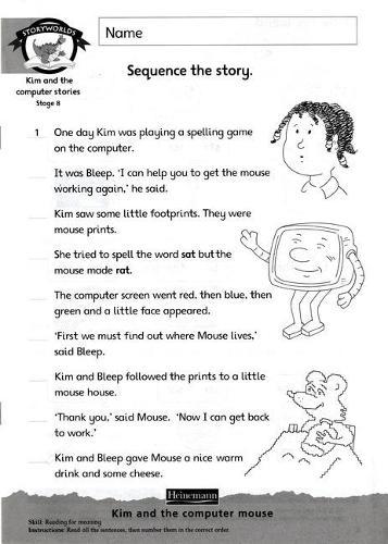 Literacy Edition Storyworlds Stage 8, Fantasy World, Workbook 8 Pack - STORYWORLDS