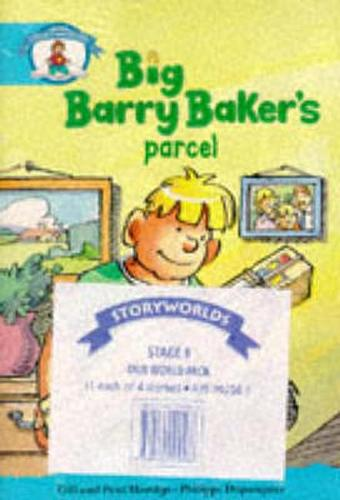 Storyworlds Yr2/P3 Stage 9, Our World Stories (4 Pack) - STORYWORLDS (Paperback)