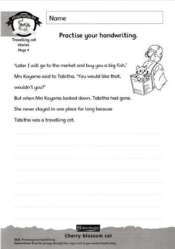 Literacy Edition Storyworlds Stage 9, Animal World, Workbook 8 Pack - STORYWORLDS