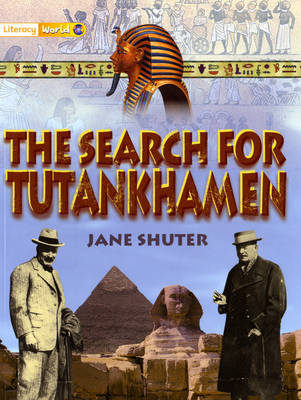 Literacy World Non-Fiction Stage 1 The Search for Tutankamun - LITERACY WORLD NEW EDITION (Paperback)