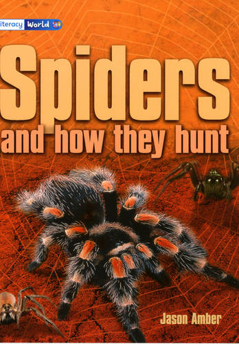 Literacy World Satellites Non Fic Stage 4 Spiders - LITERACY WORLD NEW EDITION (Paperback)