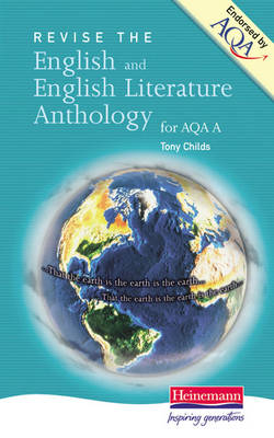 A Revise English & English Literature Anthology for AQA - GCSE English for AQA A (Paperback)