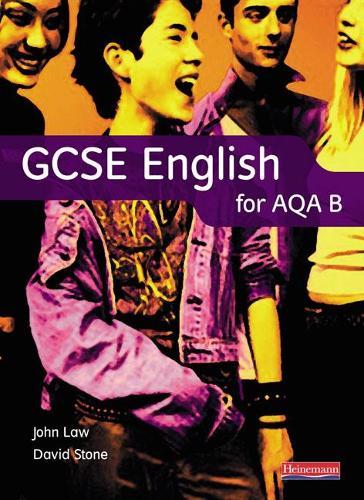 GCSE English for AQA B - GCSE English for AQA B (Paperback)