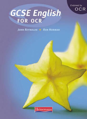 GCSE English for OCR - GCSE English for OCR (Paperback)