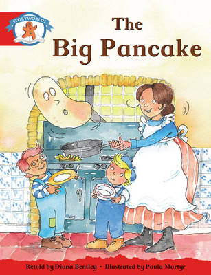 Storyworlds Reception/P1 Stage 1, Once Upon A Time World, The Big Pancake (6 Pack) - STORYWORLDS