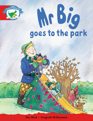 Storyworlds Reception/P1 Stage 1, Fantasy World, Mr Big Goes to the Park (6 Pack) - STORYWORLDS