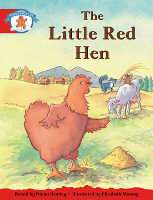 Storyworlds Reception/P1 Stage 1, Once Upon A Time World, The Little Red Hen (6 Pack) - STORYWORLDS