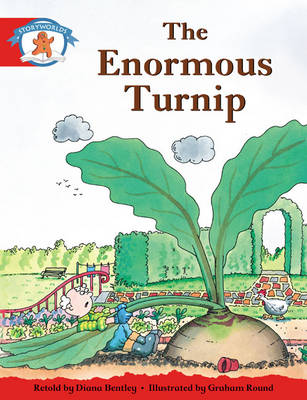 Storyworlds Reception/P1 Stage 1, Once Upon A Time World, The Enormous Turnip (6 Pack) - STORYWORLDS