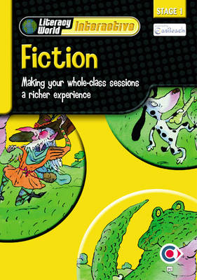 Literacy World Interactive Stage 1 Fiction: Software Multi User Scotland/NI - Literacy World Interactive