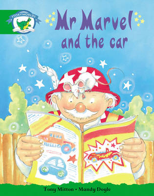 Storyworlds Reception/P1 Stage 3, Fantasy World, Mr Marvel and the Car (6 Pack) - STORYWORLDS