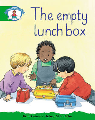 Storyworlds Receptio/P1 Stage 3, Our World, The Empty Lunch Box (6 Pack) - STORYWORLDS