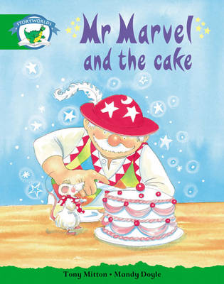 Storyworlds Reception/P1 Stage 3, Fantasy World, Mr Marvel and the Cake (6 Pack) - STORYWORLDS