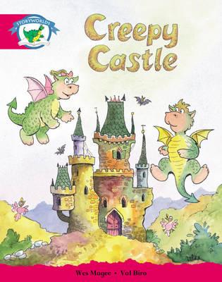 Storyworlds Yr1/P2 Stage 5, Fantasy World, Creepy Castle (6 Pack) - STORYWORLDS
