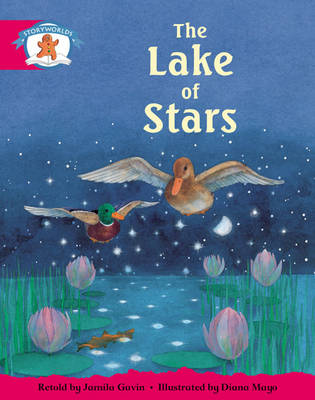 Storyworlds Yr1/P2 Stage 5, Once Upon A Time World, The Lake of Stars (6 Pack) - STORYWORLDS