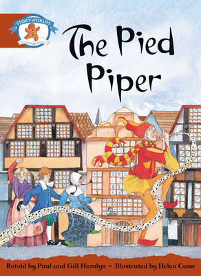 Literacy Edition Storyworlds Stage 7, Once Upon A Time World, The Pied Piper 6 Pack - STORYWORLDS
