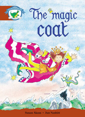 Storyworlds Stage 7, Fantasy World, The Magic Coat (6 Pack) - STORYWORLDS