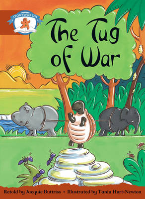 Storyworlds Yr2/P3 Stage 7, Once Upon A Time World, The Tug of War (6 Pack) - STORYWORLDS