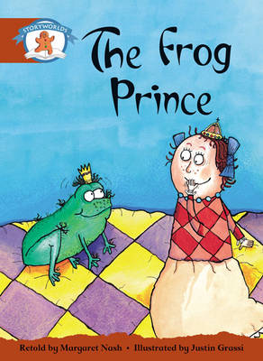 Literacy Edition Storyworlds Stage 7, Once Upon A Time World, The Frog Prince 6 Pack - STORYWORLDS
