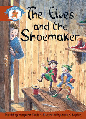 Literacy Edition Storyworlds Stage 7, Once Upon A Time World, The Elves and the Shoemaker 6 Pack - STORYWORLDS