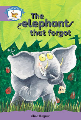 Literacy Edition Storyworlds Stage 8, Animal World, The Elephant That Forgot 6 Pack - STORYWORLDS