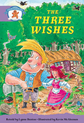 Literacy Edition Storyworlds Stage 8, Once Upon A Time World, The Three Wishes 6 Pack - STORYWORLDS