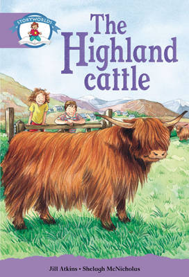 Literacy Edition Storyworlds Stage 8, Our World, Highland Cattle 6 Pack - STORYWORLDS