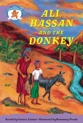 Literacy Edition Storyworlds Stage 8, Once Upon A Time World, Ali, Hassan and the Donkey 6 Pack - STORYWORLDS