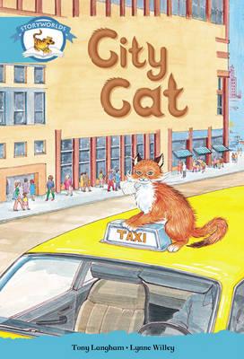 Literacy Edition Storyworlds Stage 9, Animal World, City Cat 6 Pack - STORYWORLDS