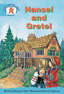 Literacy Edition Storyworlds Stage 9, Once Upon A Time World, Hansel and Gretel 6 Pack - STORYWORLDS