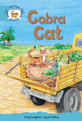 Literacy Edition Storyworlds Stage 9, Animal World, Cobra Cat 6 Pack - STORYWORLDS