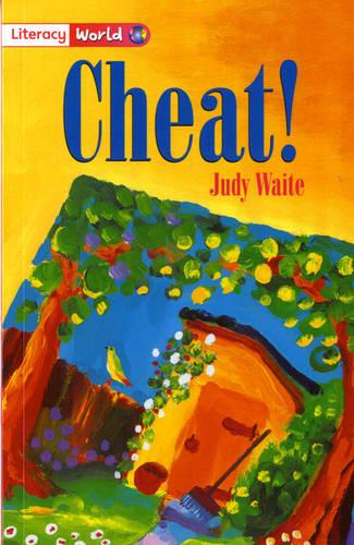 Literacy World Fiction Stage 2 Cheat - LITERACY WORLD NEW EDITION (Paperback)