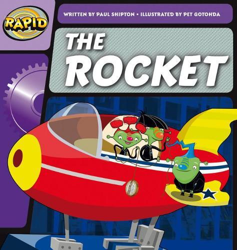 Rapid Phonics The Rocket Step 2 (Fiction) - Rapid Phonics (Paperback)
