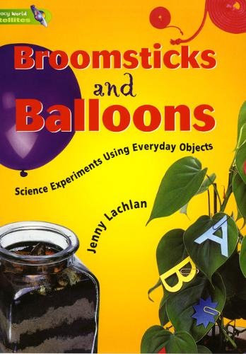 Literacy World Satellites Non Fic Stage 3 Experiments Using Everyday Objects - Literacy World Satellites (Paperback)