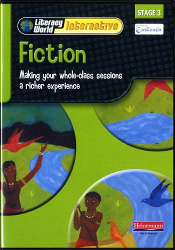 Literacy World Interactive Stage 3 Fiction Single User Pack Version 2 Framework - LITERACY WORLD INTERACTIVE (CD-ROM)
