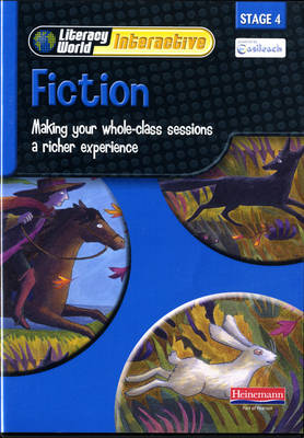 Literacy World Interactive Stage 4 Fiction Single User Pack Version 2 Framework: Stage 4 - Literacy World Interactive (CD-ROM)