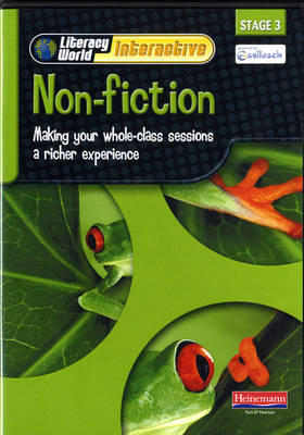Literacy World Interactive Stage 3 Non-Fiction Single User Pack Version 2 Framework - LITERACY WORLD INTERACTIVE (CD-ROM)