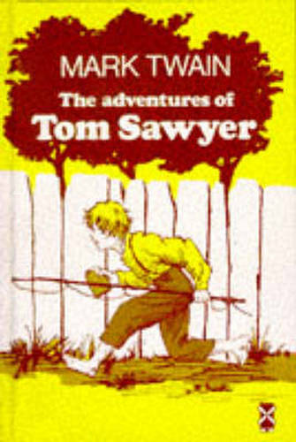 The Adventures of Tom Sawyer - New Windmills KS3 (Hardback)