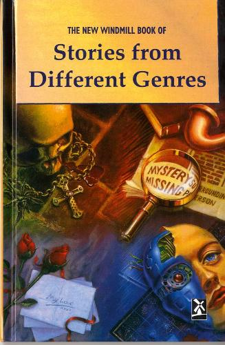 Stories from Different Genres - New Windmills Collections KS3 (Hardback)