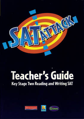 SAT Attack Reading/Writing: Teachers Guide - SAT Attack (Paperback)