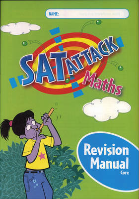 SAT Attack Maths: Core Revision Manuals (8 Pack)