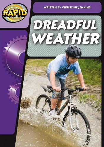 Rapid Phonics Dreadful Weather (NF ) Step 3 (Non-fiction) - Rapid Phonics (Paperback)