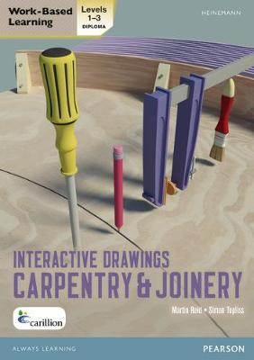 Level 1-3 NVQ/SVQ Diploma Carpentry and Joinery Interactive Drawings - NVQ Carpentry & Joinery (CD-ROM)