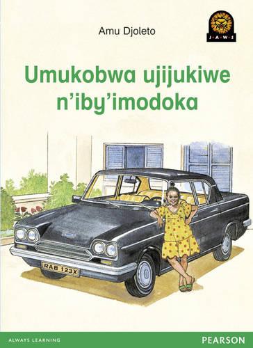 Umukobwa ujijukiwe n'iby'imodoka - JAWS Readers for Kinyarwanda (Paperback)