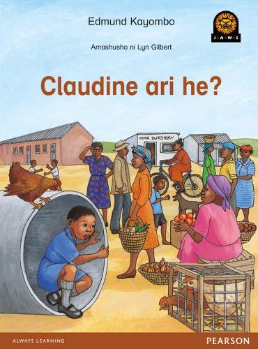 Claudine ari he? - JAWS Readers for Kinyarwanda (Paperback)
