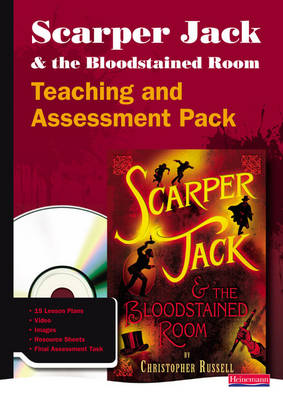 Scarper Jack and the Bloodstained Room: Teaching and Assessment Pack - New Windmills