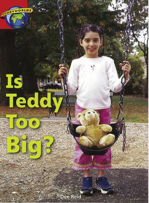 Fact World Stage 1: Is Teddy Too Big? - FACTWORLD (Paperback)