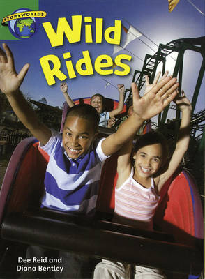 Fact World Stage 3: Wild Rides - FACTWORLD (Paperback)