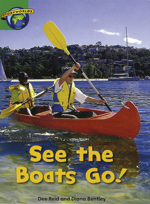 Fact World Stage 3: See the Boats Go! - FACTWORLD (Paperback)