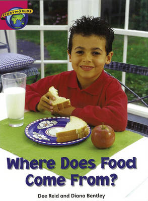 Fact World Stage 5: Where Does Food Come From? - FACTWORLD (Paperback)