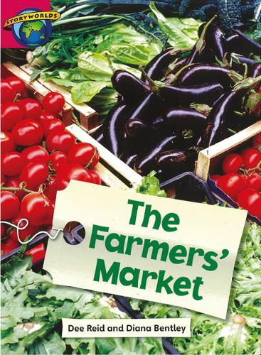 Fact World Stage 5: The Farmer's Market - FACTWORLD (Paperback)